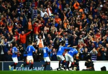 Rangers, Scottish Premier League