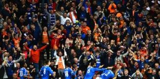Rangers, Scottish Premier League
