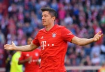 Robert Lewandowski, Bayern Munich, Bundesliga