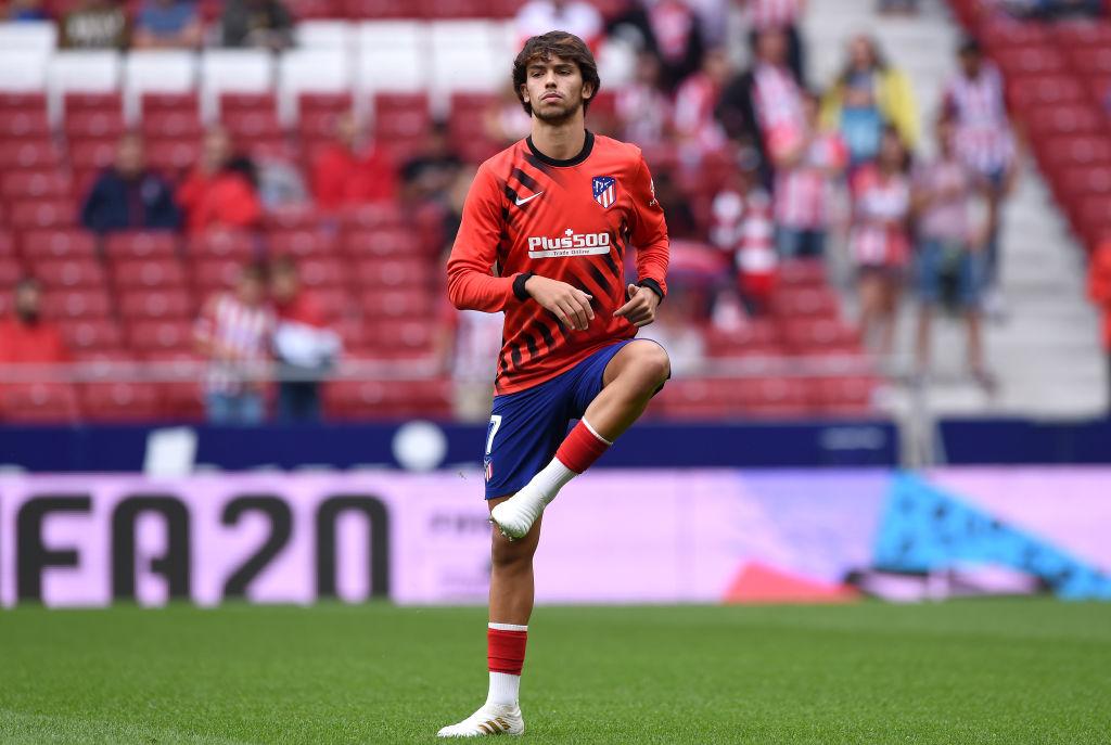 Joao Felix, Atletico Madrid, Valencia, La Liga