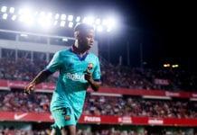 Ansu Fati, Barcelona, La Liga