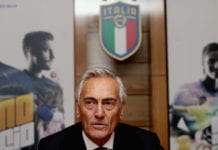 Gabriele Gravina, Italy, Serie A