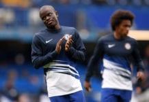 N'Golo Kante, Chelsea, Frank Lampard, Premier League