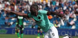 Romelu Lukaku, Inter Milan, Serie A, Lautaro Martinez, Sassuolo