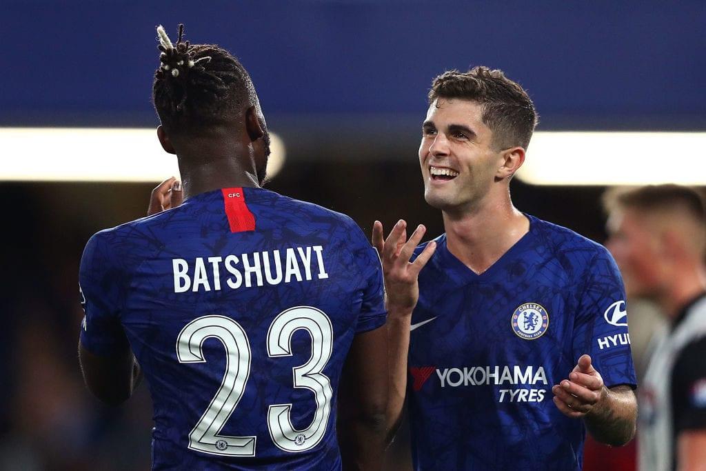 Christian Pulisic, Chelsea, Premier League