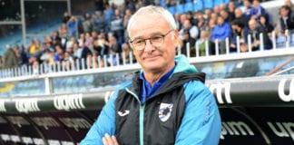 Claudio Ranieri, Sampdoria, AS Roma, Serie A