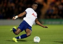Victor Wanyama, Tottenham Hotspur, Premier League