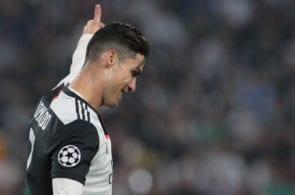 Cristiano Ronaldo, Juventus, Serie A, Lecce