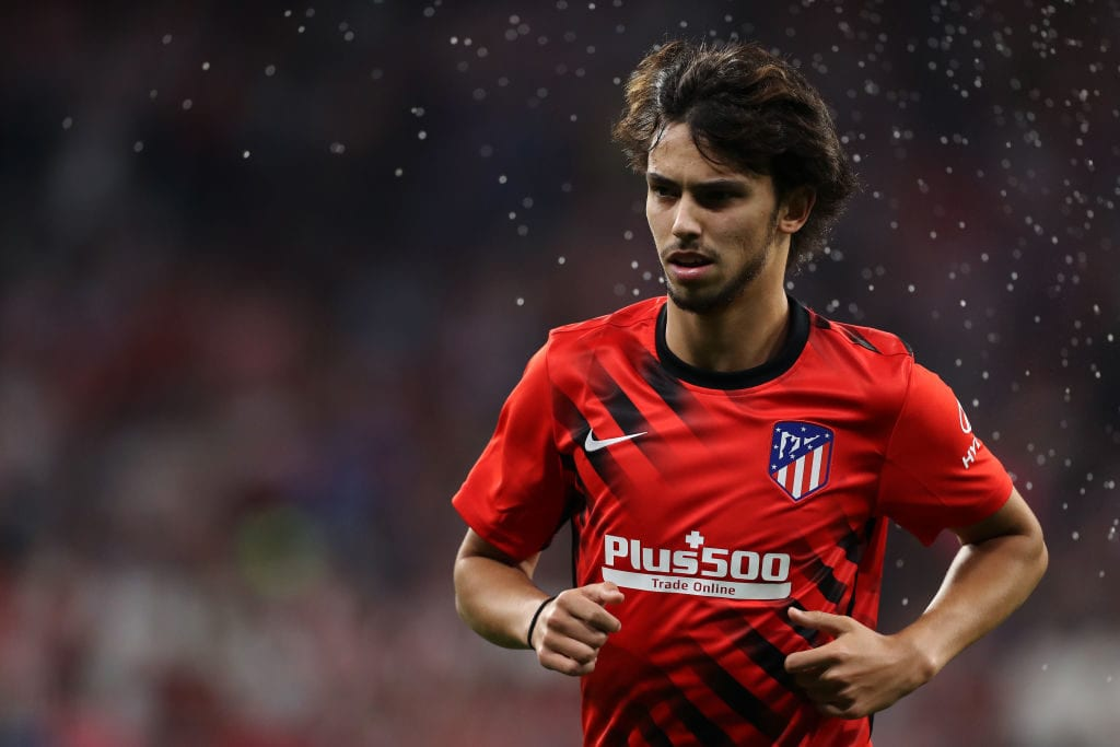 Joao Felix, Atletico Madrid, La Liga, Diego Simeone