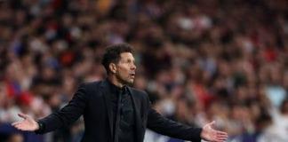 Diego Simeone, Atletico