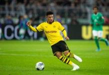 Jadon Sancho, Borussia Dortmund, BVB,, Bundesliga