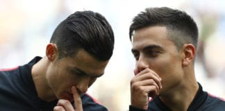 Ronaldo and Dybala, Juventus