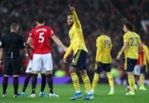 Pierre-Emerick Aubameyang, Arsenal, Manchester United, Premier League