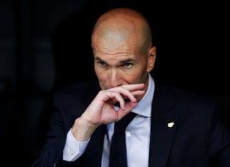 Zidane Zidane, Real Madrid, La Liga
