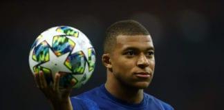 Kylian Mbappe, PSG, Paris Saint-Germain