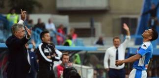 Carlo Ancelotti, Napoli, Serie A