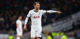 Christian Eriksen, Tottenham, Spurs