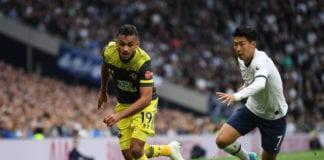 Sofiane Boufal, Southampton, Premier League