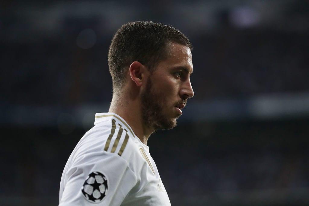 Eden Hazard, Real Madrd, La Liga