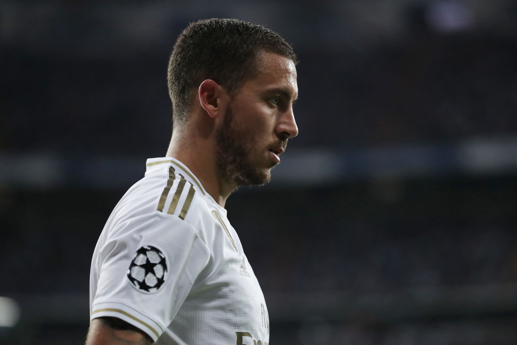 Eden Hazard, Real Madrid, La Liga
