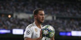 Eden Hazard, Real Madrid, La Liga