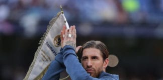 Sergio Ramos, Real Madrid, La Liga