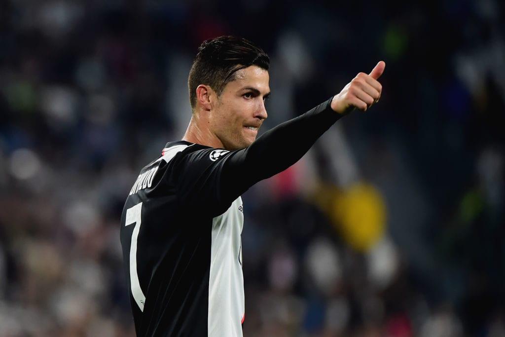 Juventus, Cristiano Ronaldo, Aaron Ramsey