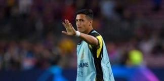 Alexis Sanchez, Chile, Inter Milan, Serie A