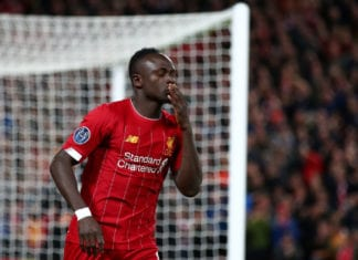 Sadio Mane, Liverpool, Arsene Wenger, Ballon d'Or