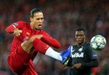 Virgil van Dijk, Liverpool, Premier League
