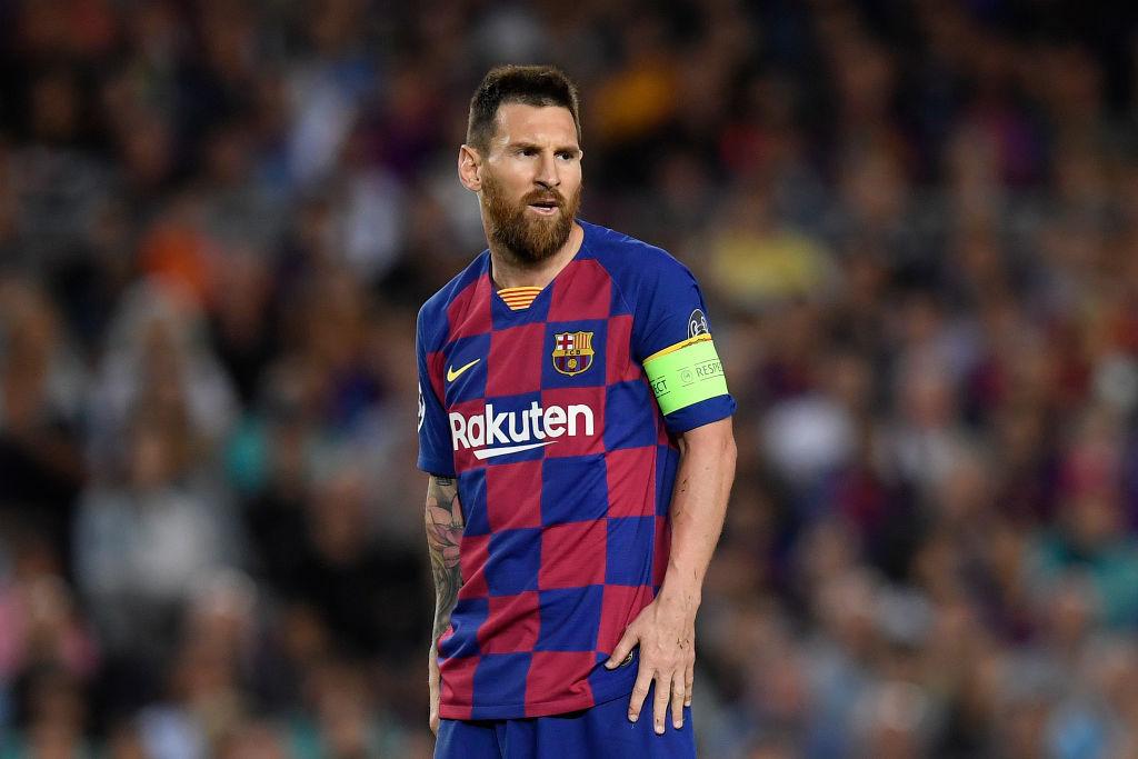 Lionel Messi, Barcelona, Ernesto Valverde, Champions League, Inter Milan