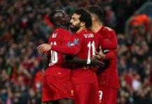 Mohamed Salah, Sadio Mane, Liverpool, Champions League