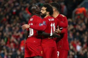 Mohamed Salah, Sadio Mane, Liverpool, Champions League