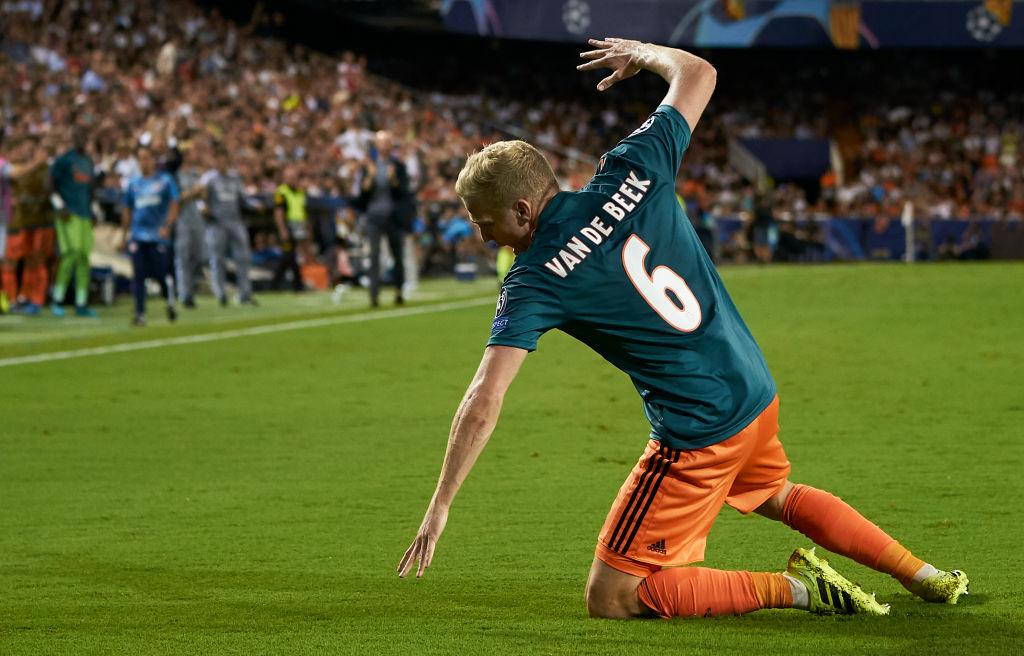 Donny van de Beek, Ajax, Real Madrid