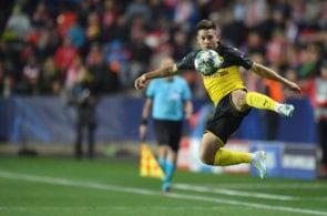 Raphael Guerreiro, Borussia Dortmund, BUndesliga