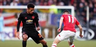 Mason Greenwood, Manchester United, Premier League