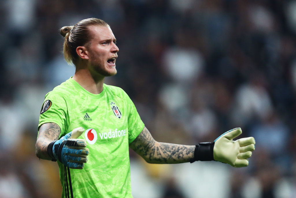 Besiktas v Wolverhampton Wanderers: Group K - UEFA Europa League