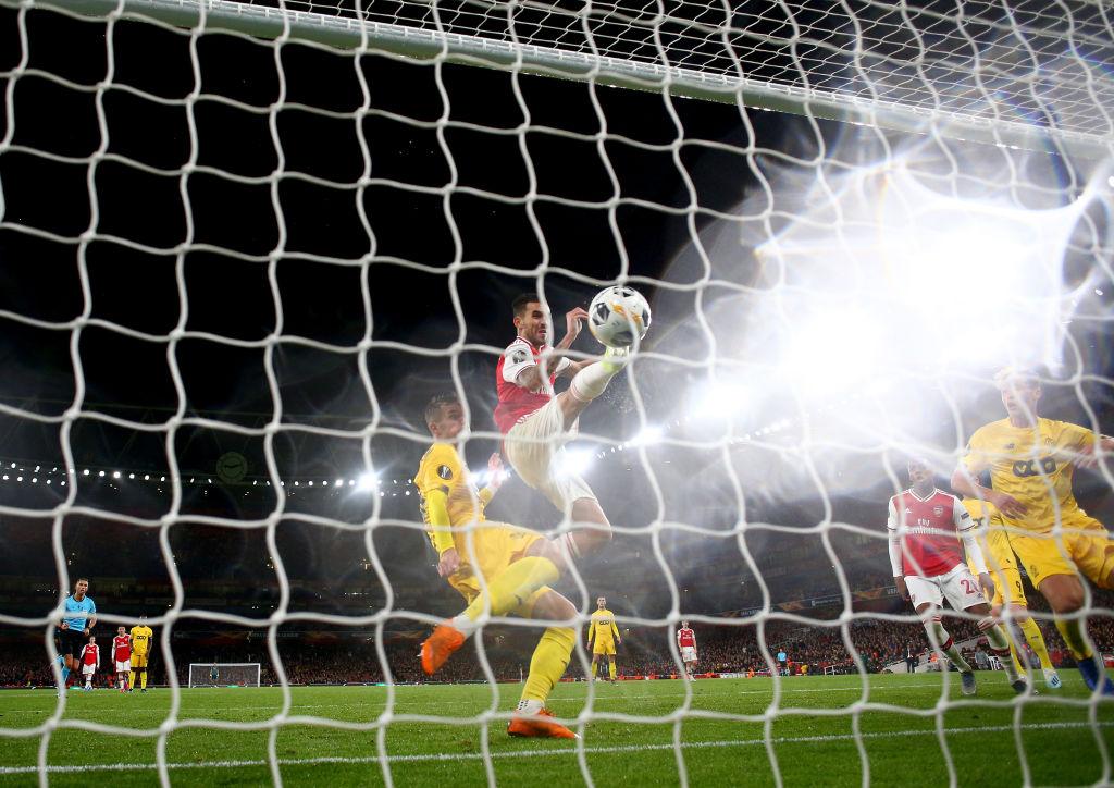Arsenal, Dani Ceballos, Premier League
