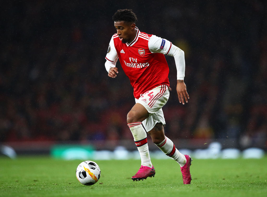 Reiss Nelson, Arsenal