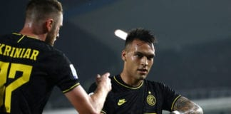 Lautaro Martinez, Inter