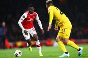 Ainsley Maitland-Niles, Arsenal, Premier League