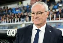 claudio Ranieri, sampdoria