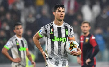 Juventus v Genoa CFC - Serie A image