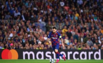 FC Barcelona v Inter: Group F - UEFA Champions League image