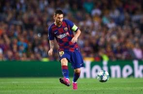 Lionel Messi, Barcelona, Sevilla, La Liga