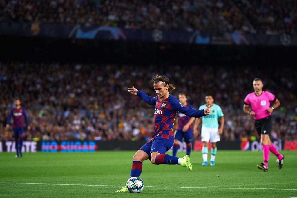Antoine Griezmann, Barcelona, La Liga