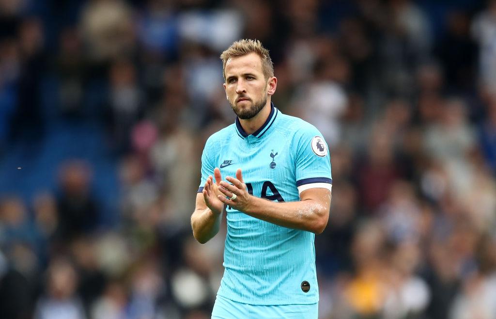 Harry Kane, Tottenham, Spurs, Dimitar Berbatov, Premier League
