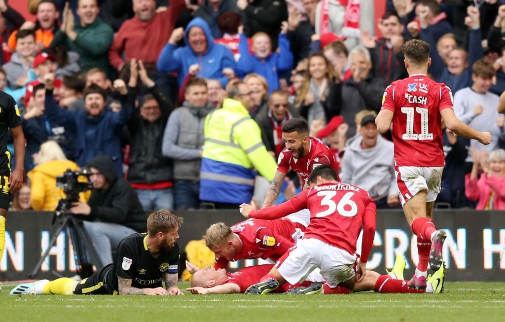 Nottingham Forest v Brentford - Sky Bet Championship