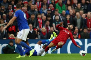 Liverpool FC v Leicester City - Premier League
