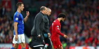 Mohamed Salah, Liverpool, Premier League